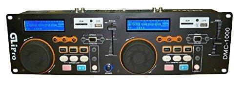 GLi Pro, 2, Black, 5.25 x 19.00 x 2.50 inches (DMC-1000)