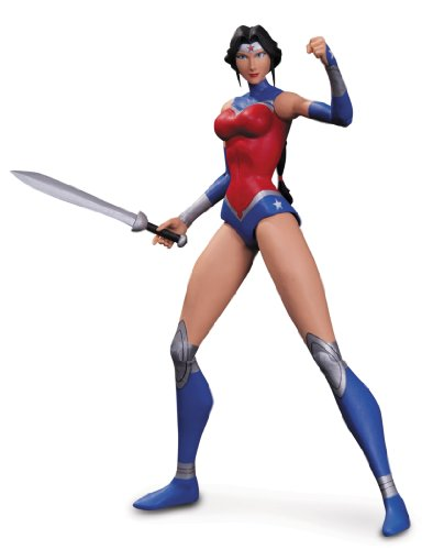 DC Collectibles Justice League War: Wonder Woman Action Figure