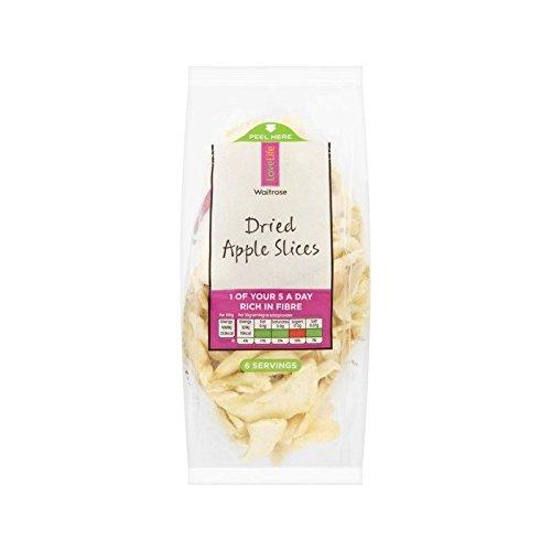Dried Apple Slices Waitrose Love Life 180g - Pack of 2