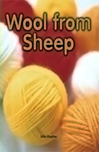 Rigby Flying Colors: Leveled Reader Bookroom Package Turquoise Wool from Sheep pdf epub