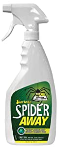 Star brite Spider Away Non Toxic Spider Repellent