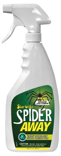 Star brite Spider Away Natural Spider Repellent, 22 oz