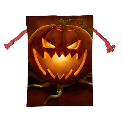 tolbert wisfins Drawstring Christmas Bag Halloween Pumpkin Gift Bags Santa Sack Christmas Wedding Party -