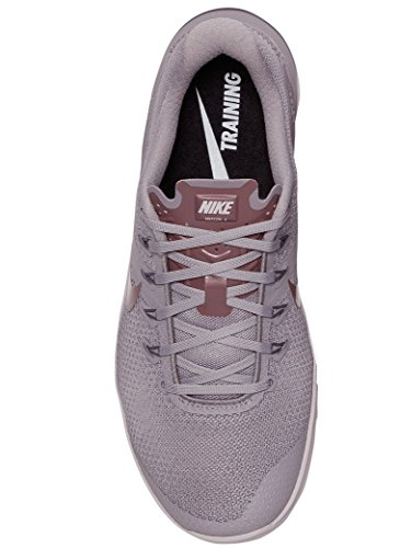 EU 001 Smokey Wmnsmetcon LM NIKE 4 Atmosphere Femme Vast Multicolore 39 Mauve Grey Sneakers Basses pqngw6F