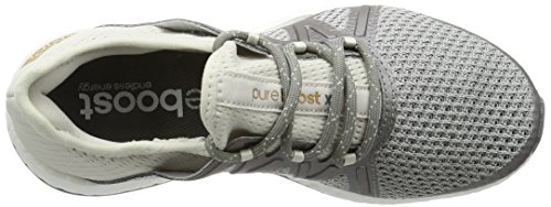 Chaussures Three Gymnastique Adidas grey Gris Pureboost F17 grey One Femme tactile Gold F17 De Xpose F17 Met fPEq4