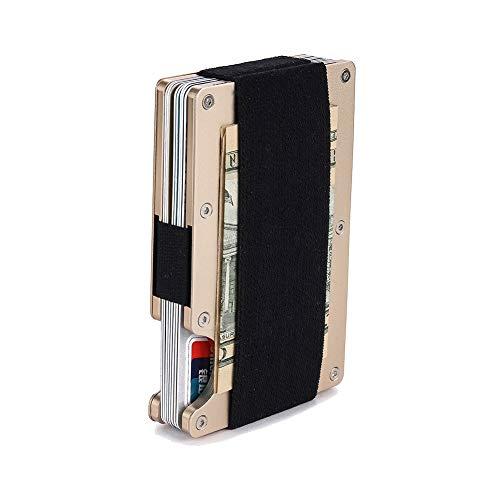 Minimalist Aluminum Wallet Slim