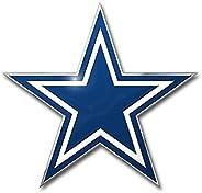 """Fanmats NFL Dallas Cowboys Die Cut Color Automobile Emblem, 4"""""""