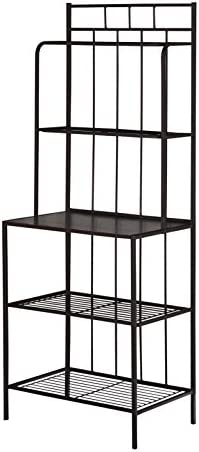 Target Marketing Systems Liv Collection Contemporary Metal Kitchen Dining Baker's Rack