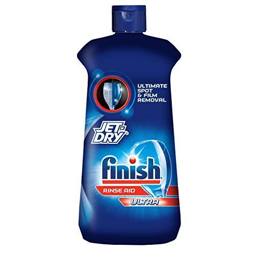 Finish Jet-Dry Ultra Rinse Aid - 250 Loads - 27.5 oz.