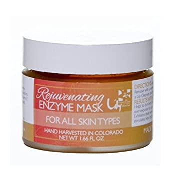 LILY OF COLORADO Mask Enzyme Rejuvenating, 1.66 Ounce