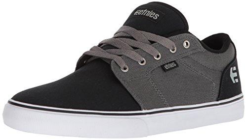 BARGE Herren grey Skateboardschuhe Etnies LS Black silver gTxPxqw