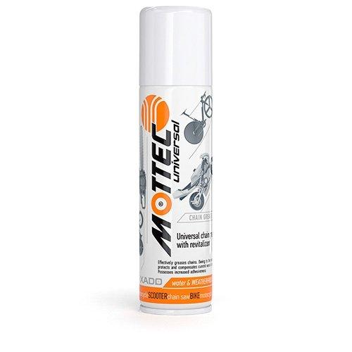 XADO Mottec fietskettingsmeermiddel met revitalizant tegen slijtage, smeermiddel voor alle omstandigheden   kettingolie…