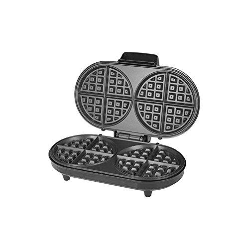 Kalorik Belgian Waffle Maker Black, Stainless steel WM 42281 BK