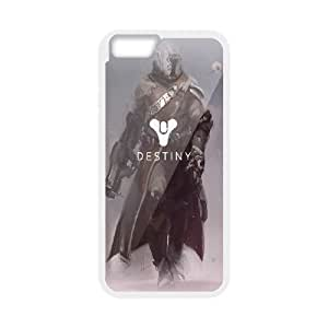 iPhone 6 Plus 5.5 Inch Cell Phone Case White Destiny Warlock LV7901632
