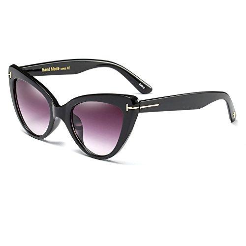 De bajo costo Burenqi  Vintage de lujo gafas de sol mujer Top Fashion T  sobredimensionado bb180c6dee44