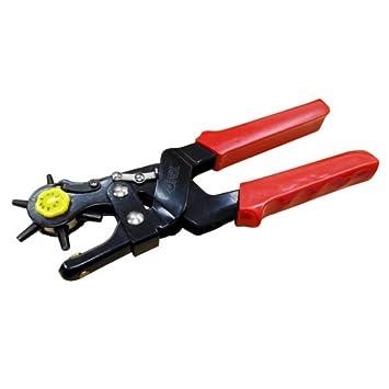 Ferrestock FSKSAB001 Alicate Perforador: Amazon.es: Bricolaje y herramientas