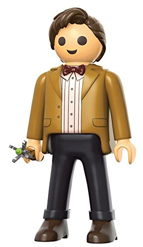 Funko Doctor Who Playmobil 11th Doctor Action Figure