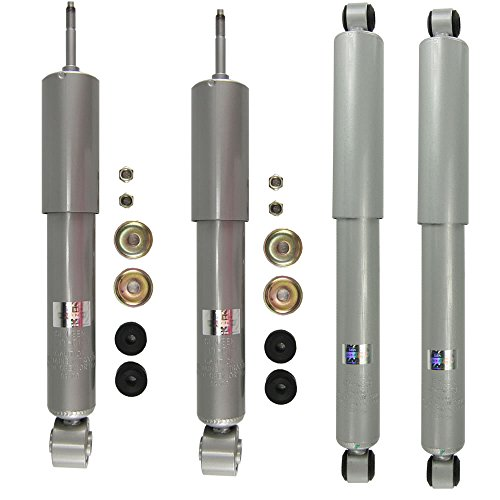 4runner Set Toyota - SENSEN 1272 Full Set of Shocks for 90-95 Toyota 4Runner