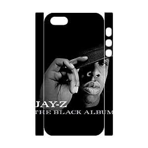 Unique Design Durable Hard Cover Case Cover for Iphone 5,5S 3D Phone Case - Jay-Z HX-MI-072490