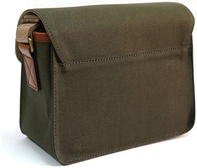 Canon D-SLR RF Mirrorless Pocket Shoulder Bag Case 6520 Khaki for Lens EOS M M2 M3 100D 400D 450D 500D 550D 600D 650D 700D 750D 41hFezV73 L