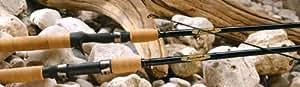 St. Croix Triumph Travel Spinning Rod, TRS56ULF4