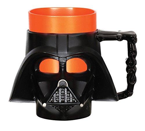 Star Wars Darth Vader Mug - With Yoda Glasses