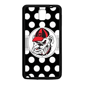 SKULL perforated sheet metal Phone Case for Samsung Galaxy Note3