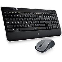 Logitech MK520 Wireless RF Optical Laser Mouse & Keyboard Combo