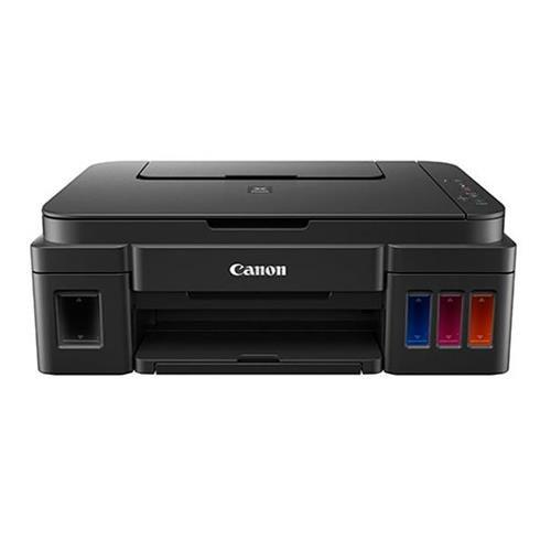 Canon PIXMA G2200 Megatank All-In-One Printer, Print, Copy and (Canon Usa Pixma)