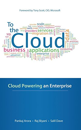 To the Cloud: Cloud Powering an Enterprise