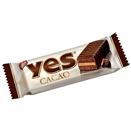 Yes Cacao Kuchenriegel 12x 32g Amazon De Lebensmittel Getranke