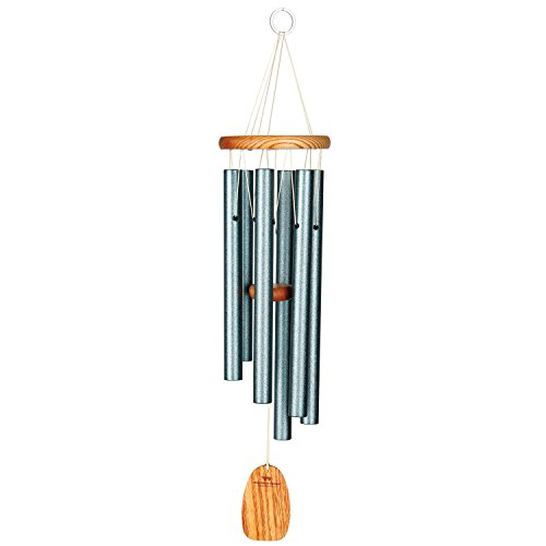 Woodstock Chimes SSCSGM SeaScapes Chime, Seafoam Green Medium