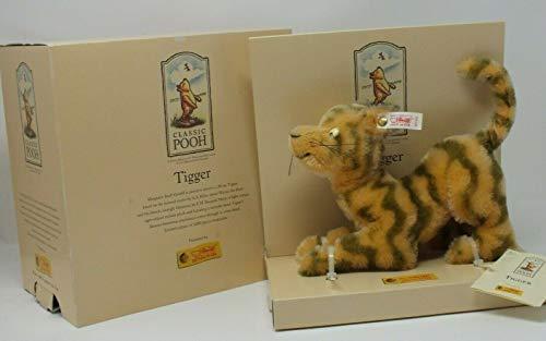 Steiff Disney Tigger Mohair 20cm Limited Edition Winnie the Pooh -