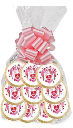valentine cookies decorated - Order / Send Be Mine Valentines Day Cookies Online