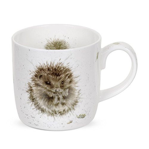 Royal Worcester Wrendale Designs Awakening Mug 0.31L