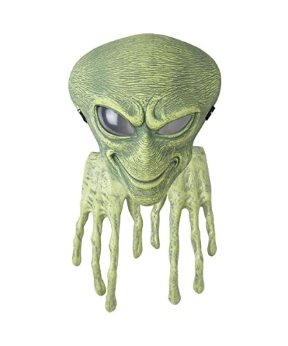 (Alien Mask and Glove Set)