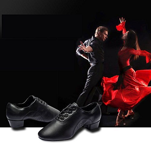 Bininbox Nyaste Varumärke Mens Andas Balsal Latin Tango Salsa Dansskor