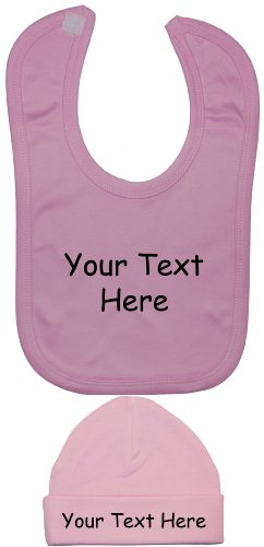 Made beb mensaje Design Products gorro Babero para Su propio y gorra Acce Custom Custom RqI0OqT
