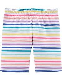 OshKosh B'Gosh - Pantalones Cortos de Ciclismo para niña