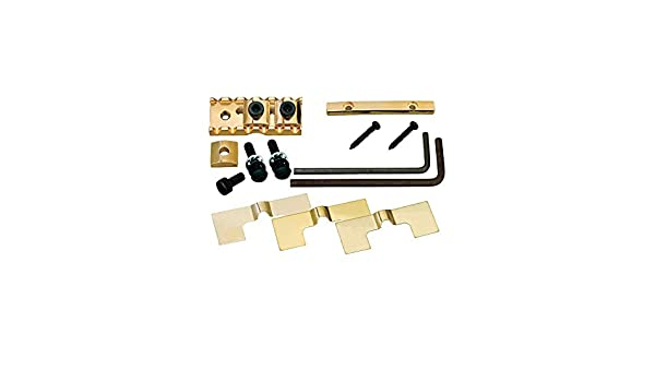 Amazon.com: BLOQUEADOR CUERDAS GUITARRA ELECTRICA - Goth (FGR1) Para Vibrato (GE1996T) Cromado: Musical Instruments