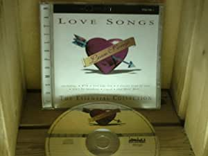 LOVE SONGS THE ESSENTIAL COLLECTION. SUPERB CD. VGC. CAT NO. 40219 2. 5703976123289