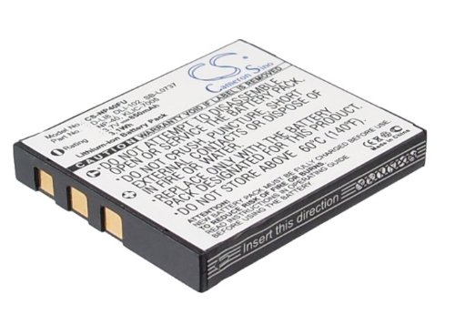 Cameron Sino Rechargeble Battery for Pentax Optio w20 B01DNNLVR6