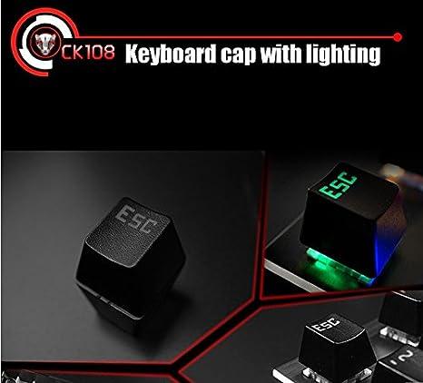 Motospeed Ck108 Mechanische Tastatur Gaming Tastatur Computer Zubehör