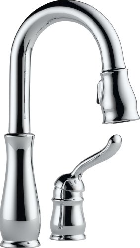 Delta 9978-DST Leland Single Handle Bar/Prep Faucet, Chrome