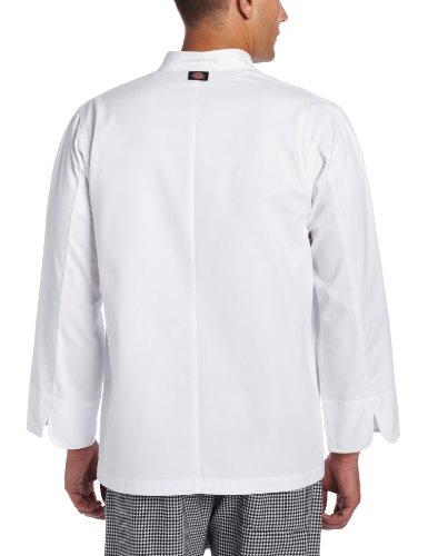 Dickies Men's Henri Classic Chef Coat