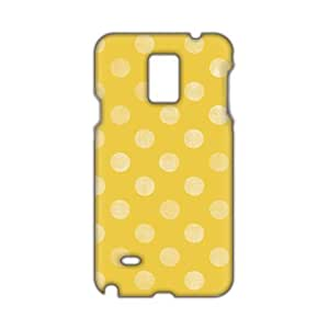 Evil-Store Yellow pattern 3D Phone Case for Samsung Galaxy Note4