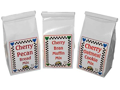 Willow Creek Cherry Trio (Muffin, Bread & Cookie Mix) by Wisconsinmade