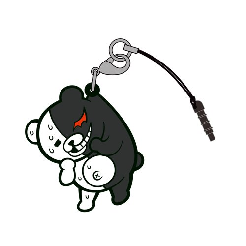 Strap Pinched Trigger Happy Havoc Monokuma (japan Import) by COSPA