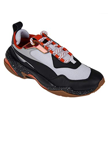Puma Sneakers Thunder Electric 367996 White - Black - Mandarine Red