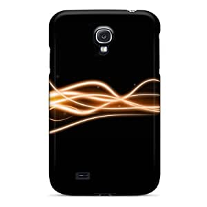 Fashionable MVTeSyX3385NBcpO Galaxy S4 Case Cover For The Flame Protective Case